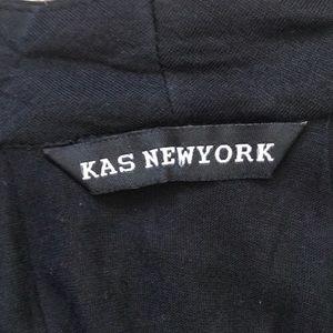 Kas New York Tops - NWOT⭐️ Kas New York Short Sleeve Black Loose Top